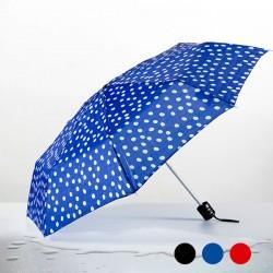 Skládací deštník s puntíky - Fashinalizer