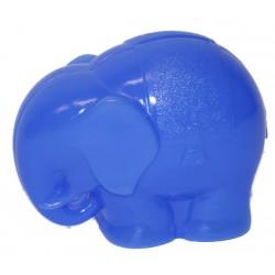 Pokladnička slon - plastová