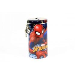 Pokladnička na zámek - Spiderman