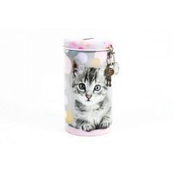 Pokladnička na zámek - Sweet Pets - Koťátko