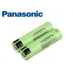 Nabíjecí baterie Panasonic NCR18650PF (2900mAh, 3,7V, Li-ion) - 1 ks