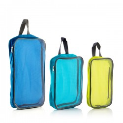 Set organizérů do zavazadel - Adventure Goods - 3 ks