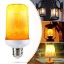 LED žárovka HYO-2, 5W - imitace plamene