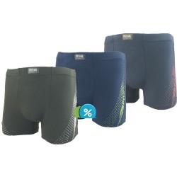 Bambusové boxerky Pesail M0260 - 1 ks