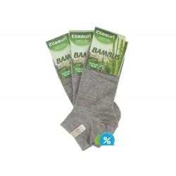 Dámské bambusové kotníkové ponožky Ellasun ZHW695D