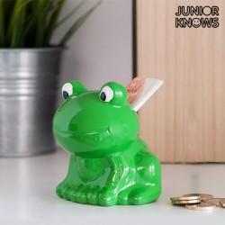 Pokladnička - Žába - Junior Knows