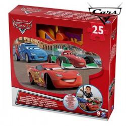 Dětské puzzle - Auta 9672 - 26 dílků