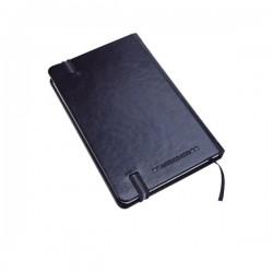 Poznámkový bloček - Antonio Miró - 100 listů - černý