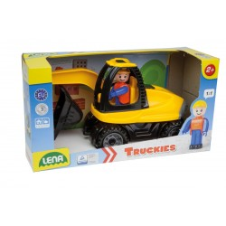 Dětský bagr - Truckies