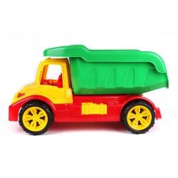 Plastové auto - velký sklápěč - 52 cm