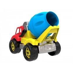Plastové auto - domíchávač - 31 cm