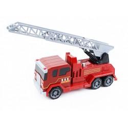 Velké hasičské auto