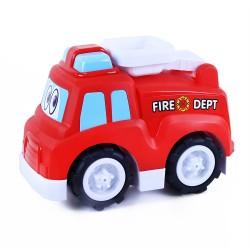 Veselé hasičské auto