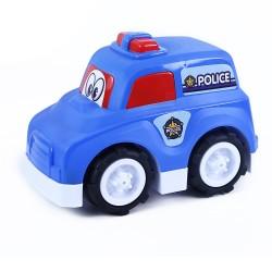 Veselé policejní auto