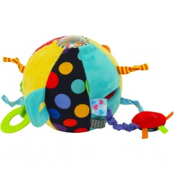 Naučná plyšová hračka - balón - Baby Mix