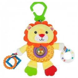 Dětská plyšová hračka - lvíček - Nenikos