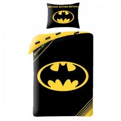 Dětské povlečení - Batman znak - 140x200