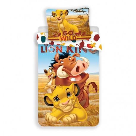 Dětské povlečení - Lví král - 140x200