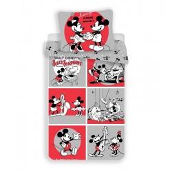 Dětské povlečení - Mickey a Minnie Classics - 140x200