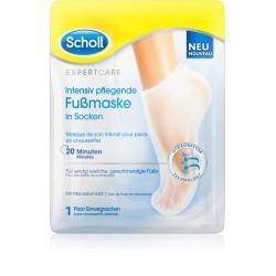 Ponožky Scholl - ošetřující maska na nohy s makadamovým olejem - 1 pár