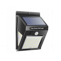 Solarní LED světlo s detekcí pohybu - 48 + 6 + 6 LED