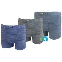 Bambusové boxerky Pesail M0166 - 1 ks