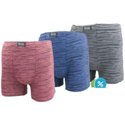 Bambusové boxerky Pesail M0217 - 1 ks
