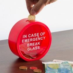 Pokladnička - Pro případ nouze