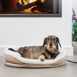 Elektrický vyhřívaný pelíšek pro domácí mazlíčky - InnovaGoods - 18W