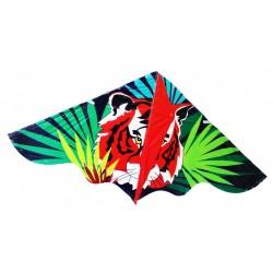 Létající drak - tygr - 120 x 61 cm