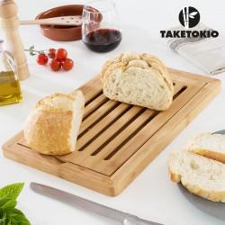 Bambusové prkénko na chléb - TakeTokio