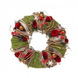 Vánoční věnec - 35 cm