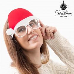 Vánoční brýle s čepicí Santa Clause