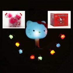 Vánoční osvětlení - Hello Kitty - barevné - 2m