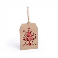 Vánoční jmenovka - stromek