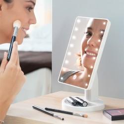 Stolní LED dotykové zrcadlo - InnovaGoods