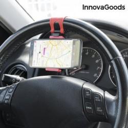 Držák smartphonů na volant - InnovaGoods