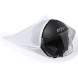 Vak pro moto helmu - bílý