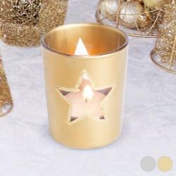 Vánoční svícen - hvězda
