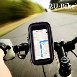 Držák na telefon pro jízdní kola - U2·Bike