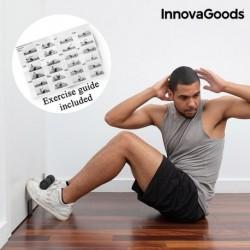 Pomůcka na sedy lehy do dveří + návod na cvičení - InnovaGoods