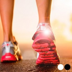 Reflexní světlo na sportovní boty
