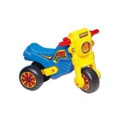 Dětské odrážedlo Cross Bike - modré