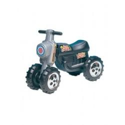 Dětské odrážedlo Mini Motor - černé