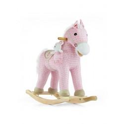 Houpací koník Pony - Milly Mally - růžový