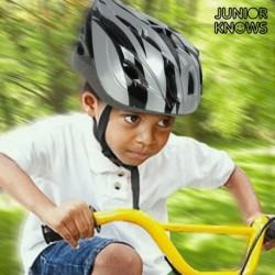 Dětská cyklistická helma - L