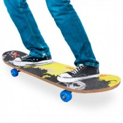 Dřevěný skateboard