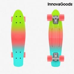 Pennyboard Mini Cruiser - tříbarevný - InnovaGoods