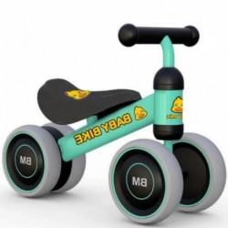 Dětské odrážedlo Baby Bike - Baby Mix - zelené