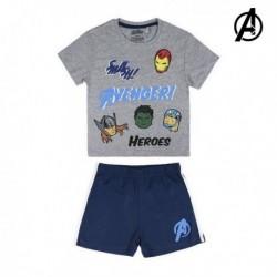 Letní chlapecké pyžamo - The Avengers 73470